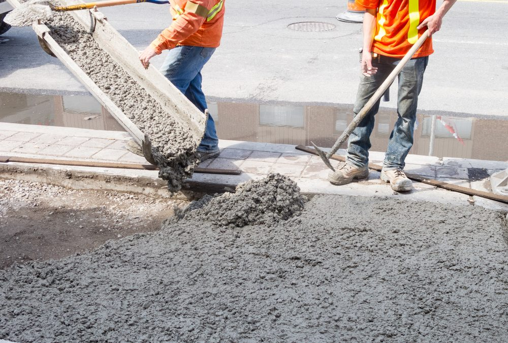 Benefits of Having Concrete and Asphalt Paving Services from One Company