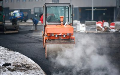 Why Does Asphalt Have Such a Strong Odor?