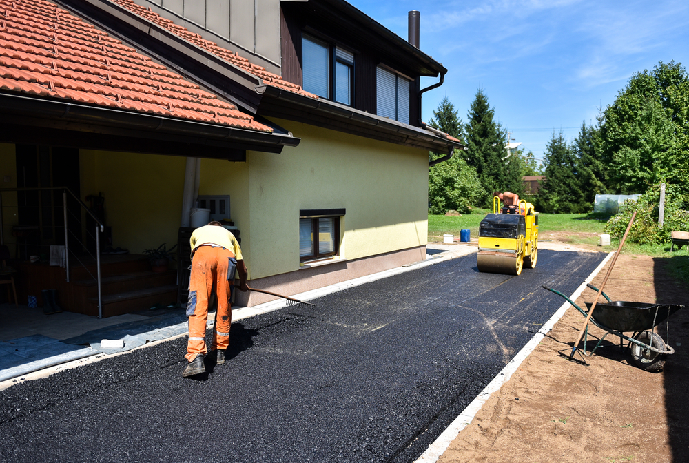 Improve Your Home's Value By Repaving Your Driveway