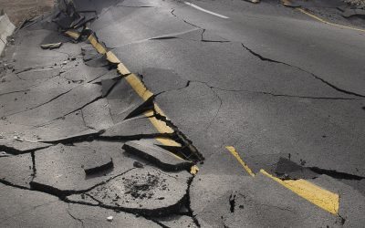 4 Signs Your Asphalt Parking Lot Is In Need Of Repair